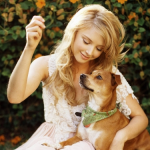 harnois with doggie