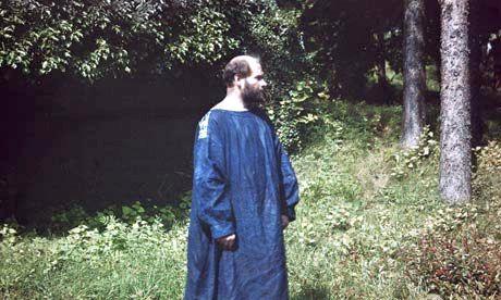Gustav Klimt at the Atter lake